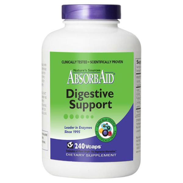 AbsorbAid Original 240 Digestive Enzyme