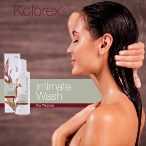 Kolorex Intimate Wash To Cleanse & Protect Intimate Areas