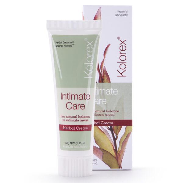 Kolorex Intimate Care Cream Bottle