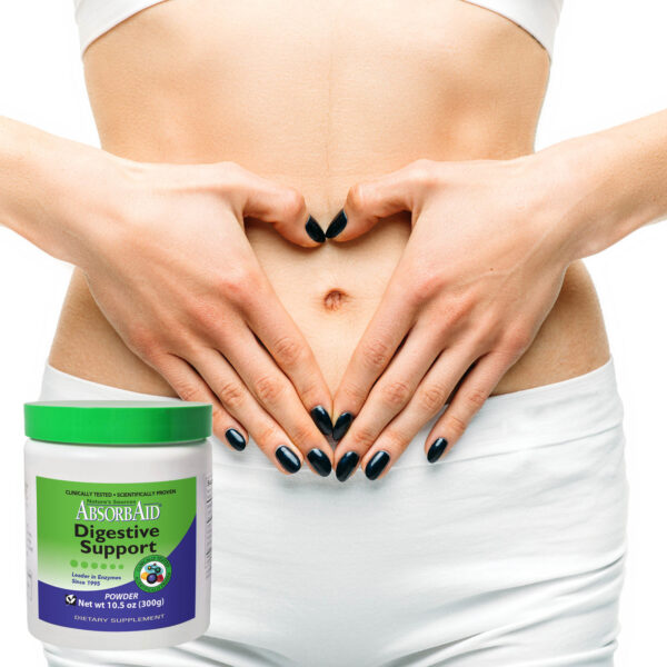 AbsorbAid Original 300g Digestive Enzyme Powder happy stomach