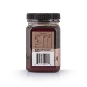 Biohoney Pure 100% Beech Forest Honeydew Honey from New Zealand Large size 500g