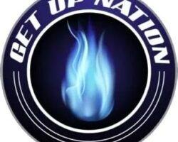 Get Up Nation Podcast Logo