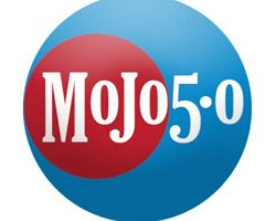 Mojo 5-0 radio logo