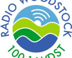 Radio Woodstock WDST FM 100-1 radio logo
